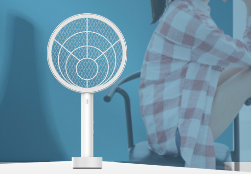 The hot summer is coming soon, People&Object anti-technology electric mosquito swatter to help you!